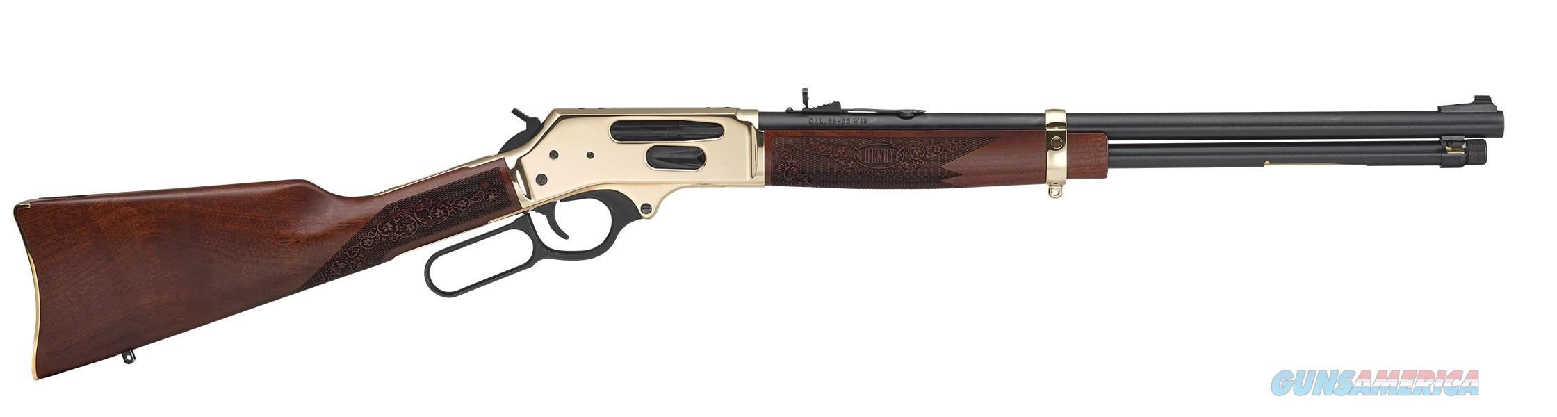 "Henry Side Gate Lever Action .30-30 20"" 5 Rds H024-3030   Guns > Rifles > Henry Rifle Company"