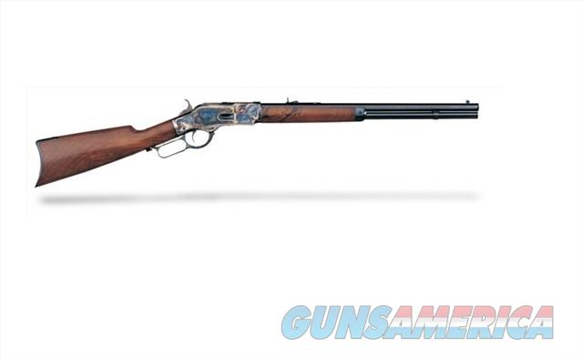 "Uberti 1873 Short Rifle Steel .45 Colt 20"" 10 Rds 342810   Guns > Rifles > Uberti Rifles > Lever Action"