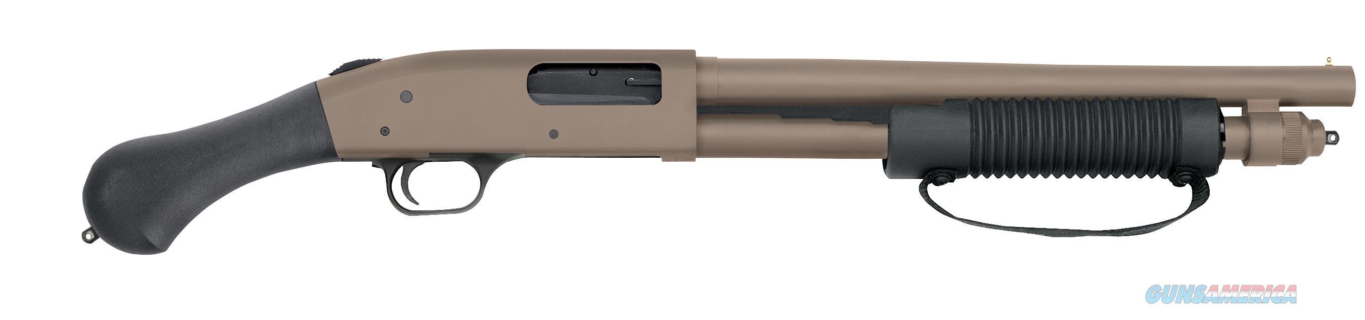 """Mossberg 590 Shockwave 14"""" FDE 12 Gauge NOT AOW 50653   Guns > Shotguns > Mossberg Shotguns > Pump > Tactical"""