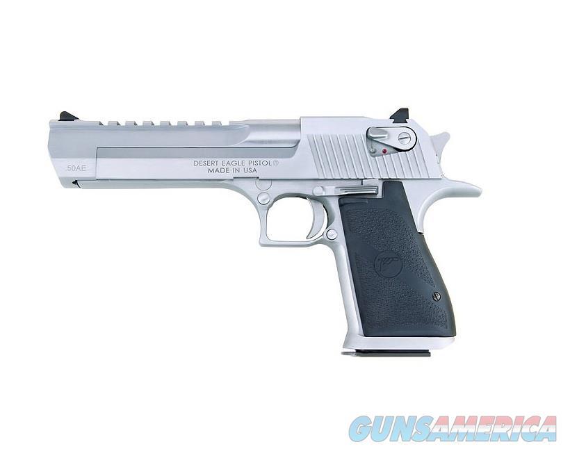 "Magnum Research Desert Eagle .50 AE 6"" Brushed Chrome DE50BC    Guns > Pistols > Magnum Research Pistols"