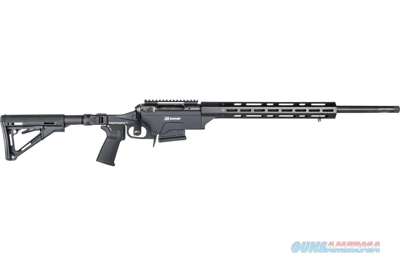 "Savage Model 10 Asbury Precision Rifle 6.5 Creedmoor 24"" 22632   Guns > Rifles > Savage Rifles > 10/110"