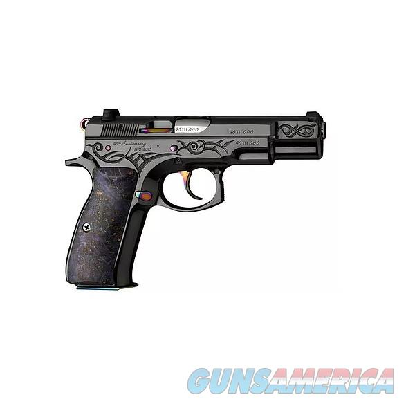 CZ-USA CZ 75B 40TH ANNIVERSARY 9MM LUGER 1 OF 1000 91144   Guns > Pistols > CZ Pistols