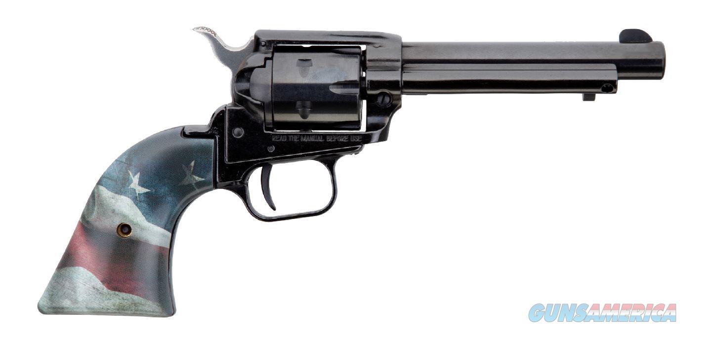 "Heritage Rough Rider .22 LR 4.75"" US Flag Grip RR22B4-US02   Guns > Pistols > Heritage"