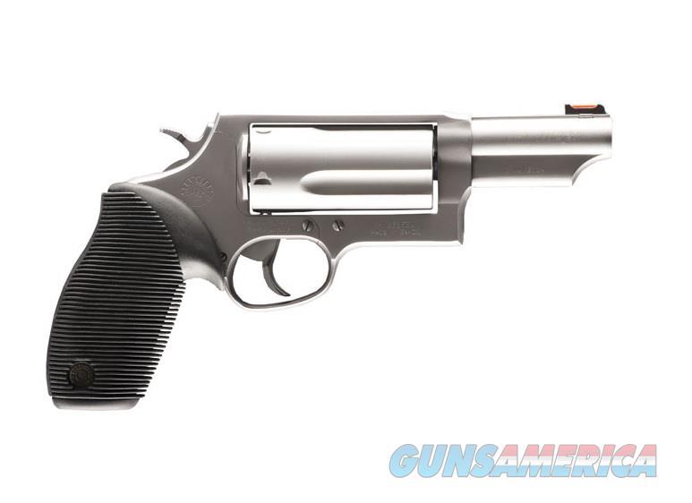 "Taurus 4510 Tracker Judge .45/.410 3"" 2-441039MAG  Guns > Pistols > Taurus Pistols > Semi Auto Pistols > Steel Frame"