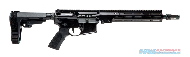 "Geissele Automatics Super Duty AR Pistol 11.5"" 5.56 NATO SBA3 - Luna Black  Guns > Pistols > G Misc Pistols"