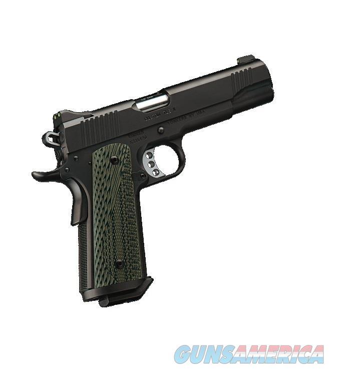 KIMBER CUSTOM TLE II (EM) 1911 .45 ACP (2017) 3200369   Guns > Pistols > Kimber of America Pistols