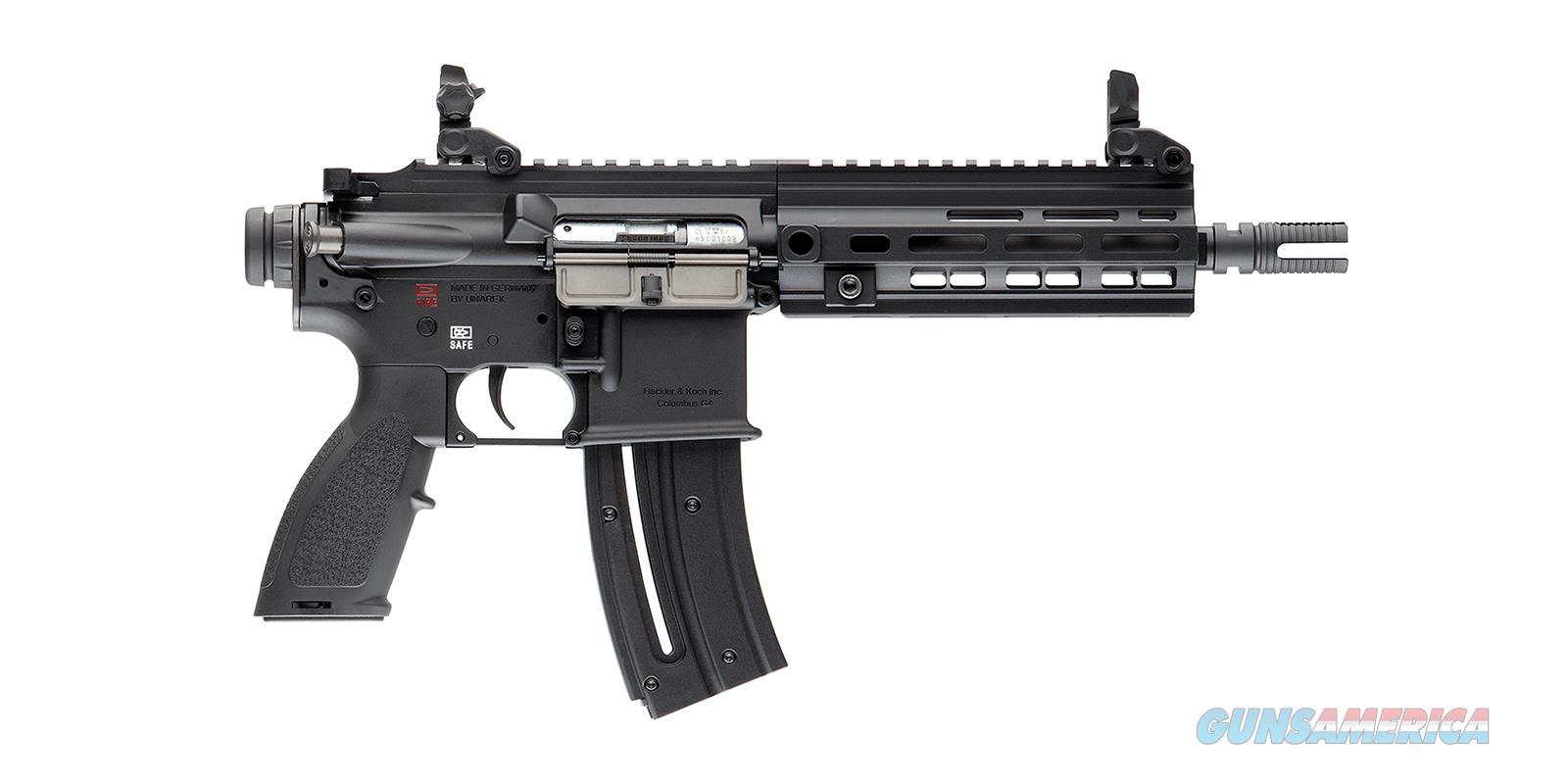 """Heckler & Koch HK416 .22 LR Pistol 8.5"""" 20 Rds 81000403   Guns > Pistols > Heckler & Koch Pistols > SteelFrame"""