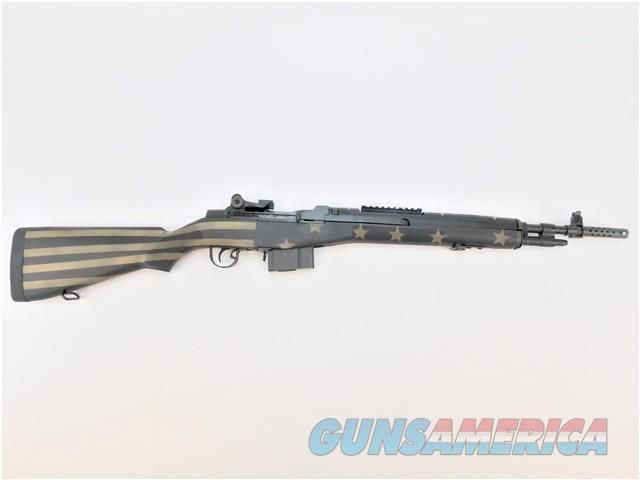 Springfield M1A Scout Squad LIMITED EDITION .308 Win Black Flag AA9115SB   Guns > Rifles > Springfield Armory Rifles > M1A/M14