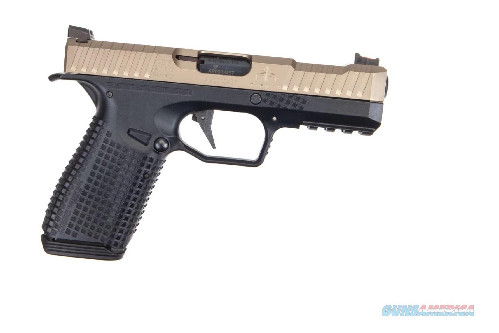"Archon Firearms Type B FDE 9mm 4.29"" 15 Rds TYPEB-FDE   Guns > Pistols > A Misc Pistols"
