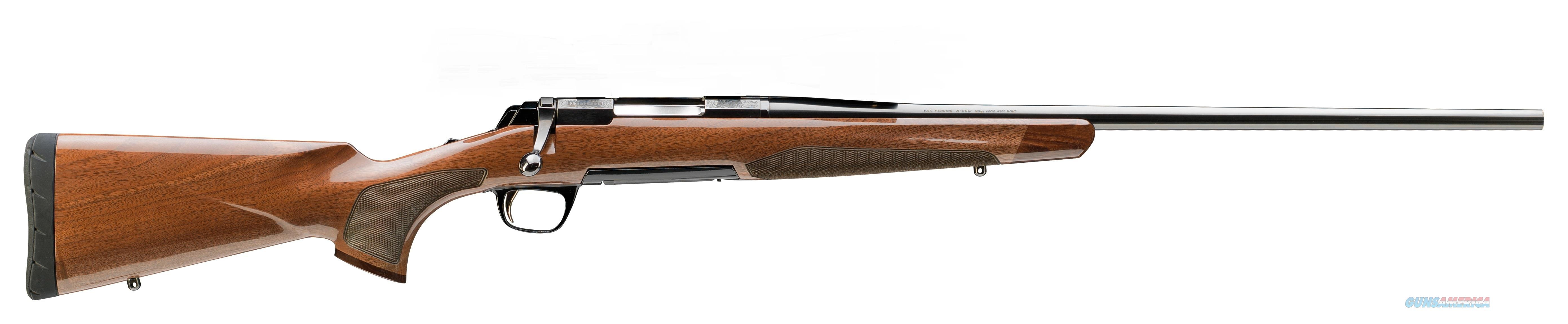 "Browning X-Bolt Medallion .300 Win Mag 26""  035200229  Guns > Rifles > Browning Rifles > Bolt Action > Hunting > Blue"