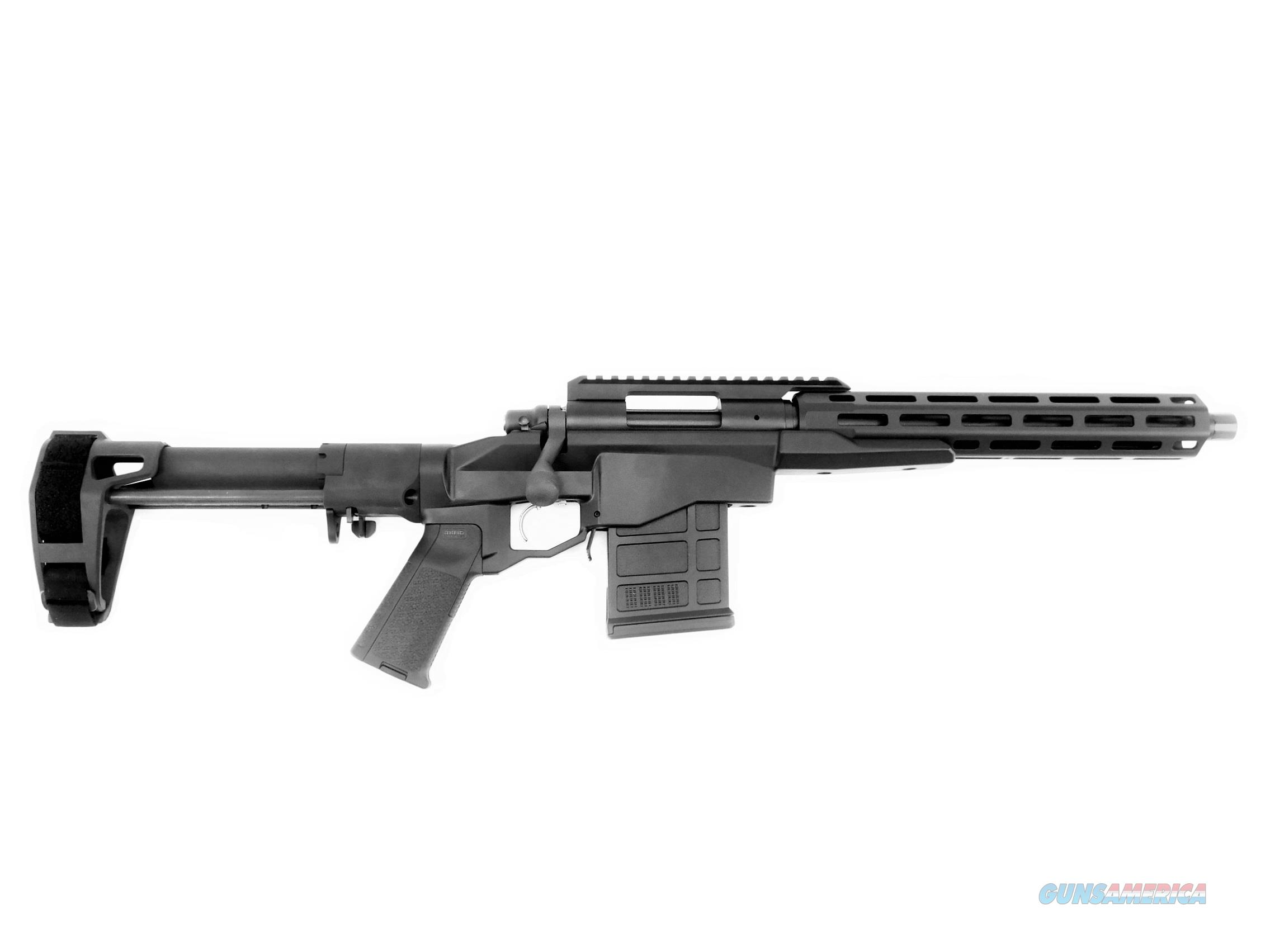 "Remington 700 CP Pistol w/ SB PDW Brace 12.5"" .308 Winchester  Guns > Pistols > Remington Pistols XP-100"