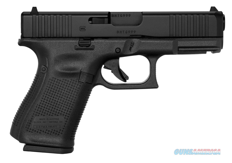 "Glock G19 Gen 5 9mm 4.02"" AmeriGlo Sights 15 Rds PA195S303AB   Guns > Pistols > Glock Pistols > 19/19X"