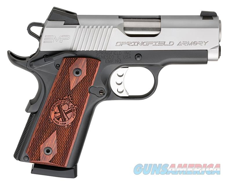 "Springfield 1911 EMP .40 S&W 3"" Tritium PI9240L   Guns > Pistols > Springfield Armory Pistols > 1911 Type"