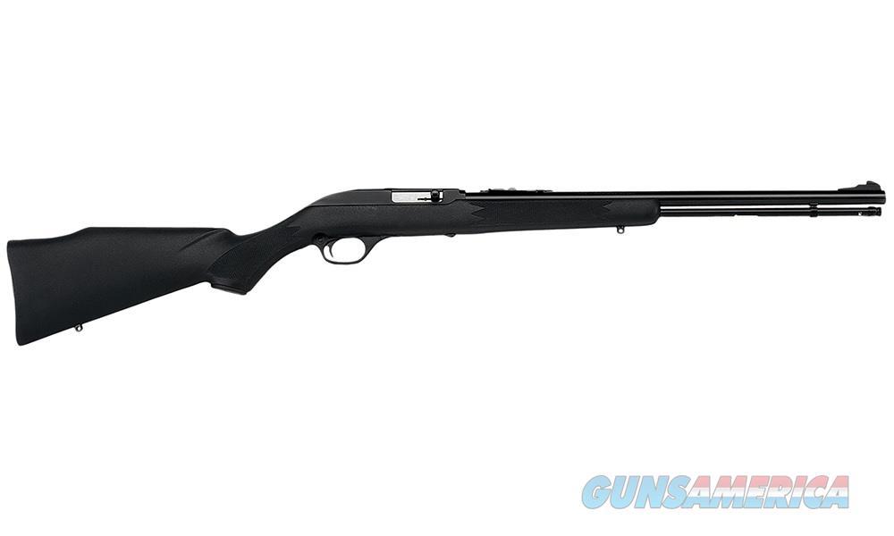 "Marlin 60 Semi-Automatic .22 LR 19"" Black Synthetic 70650   Guns > Rifles > Marlin Rifles > Modern > Semi-auto"
