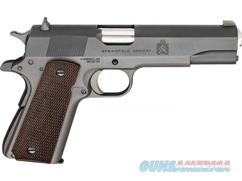 "Springfield 1911 Mil-Spec .45 ACP 5"" Parkerized PBD9108L   Guns > Pistols > Springfield Armory Pistols > 1911 Type"