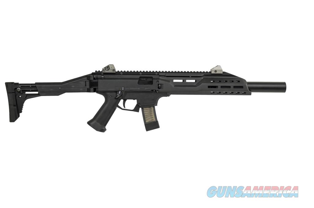 CZ-USA Scorpion Evo 3 S1 Carbine w/Faux Suppressor 9mm 08507  Guns > Rifles > CZ Rifles