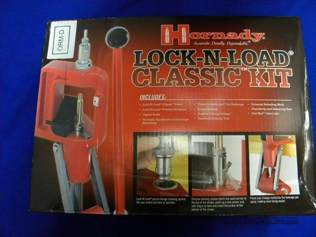 Hornady Lock-N-Load Classic Reloading Kit +500 FREE Bullets!  Non-Guns > Bullet Making Supplies