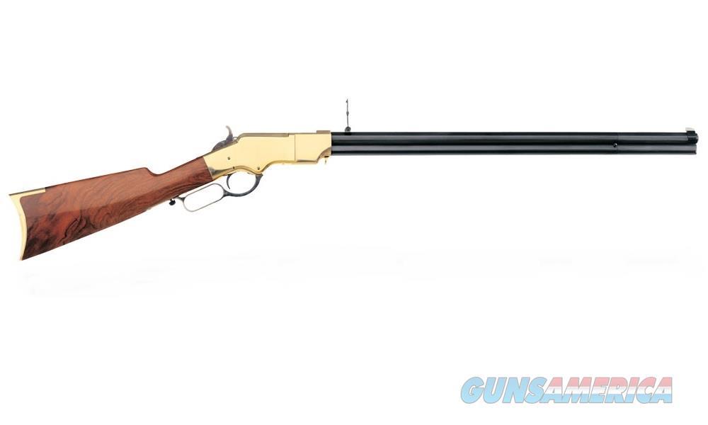 "Uberti 1860 Henry Brass Rifle .45 Colt 24.5"" 342880  Guns > Rifles > Uberti Rifles > Lever Action"