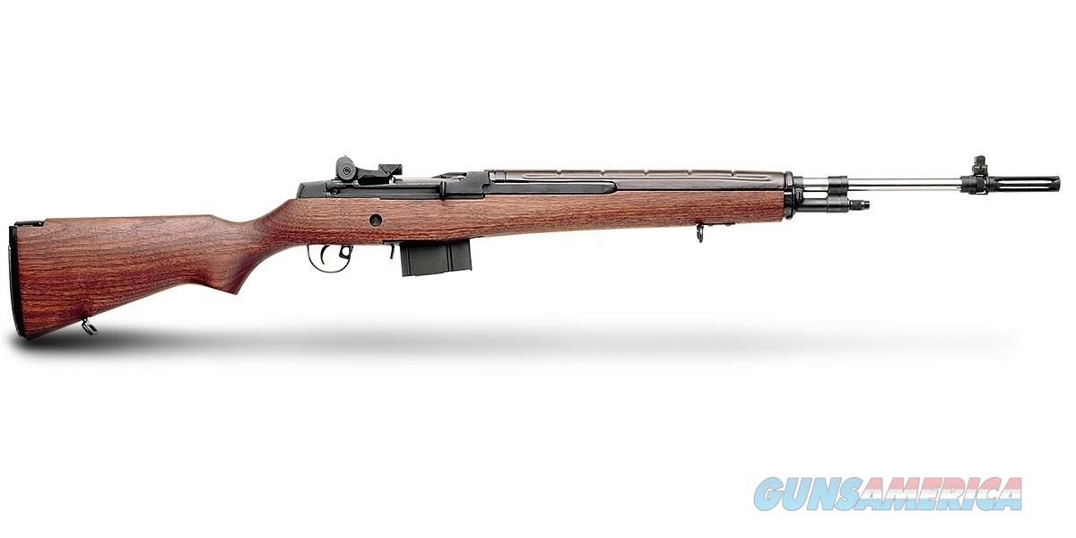 "Springfield Armory M1A Loaded Stainless 7.62 NATO/.308 Win 22"" MA9822  Guns > Rifles > Springfield Armory Rifles > M1A/M14"