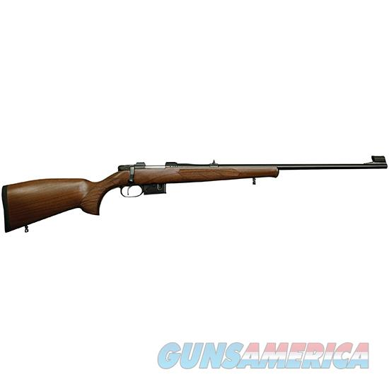 "CZ-USA CZ 527 Lux .222 Rem Walnut 23.7"" 5 Rds 03008   Guns > Rifles > CZ Rifles"