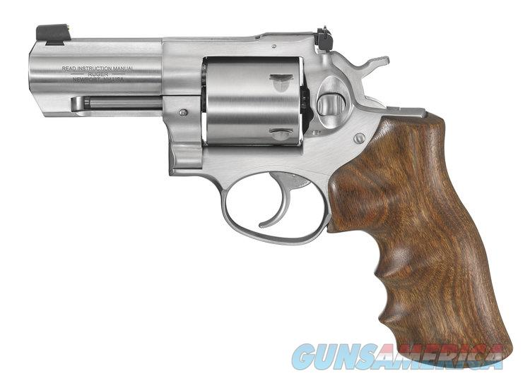 "Ruger GP100 TALO Exclusive .44 Special SS & Walnut 3"" 1767   Guns > Pistols > Ruger Double Action Revolver > GP100"