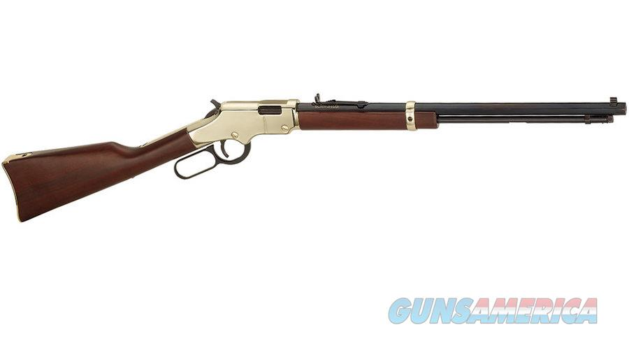 "Henry Golden Boy .17 HMR 20"" Octagon H004V  Guns > Rifles > Henry Rifle Company"