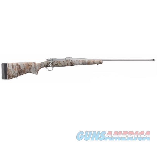 """Ruger Hawkeye FTW Hunter 7mm Rem Mag 24"""" TB 47171  Guns > Rifles > Ruger Rifles > Model 77"""