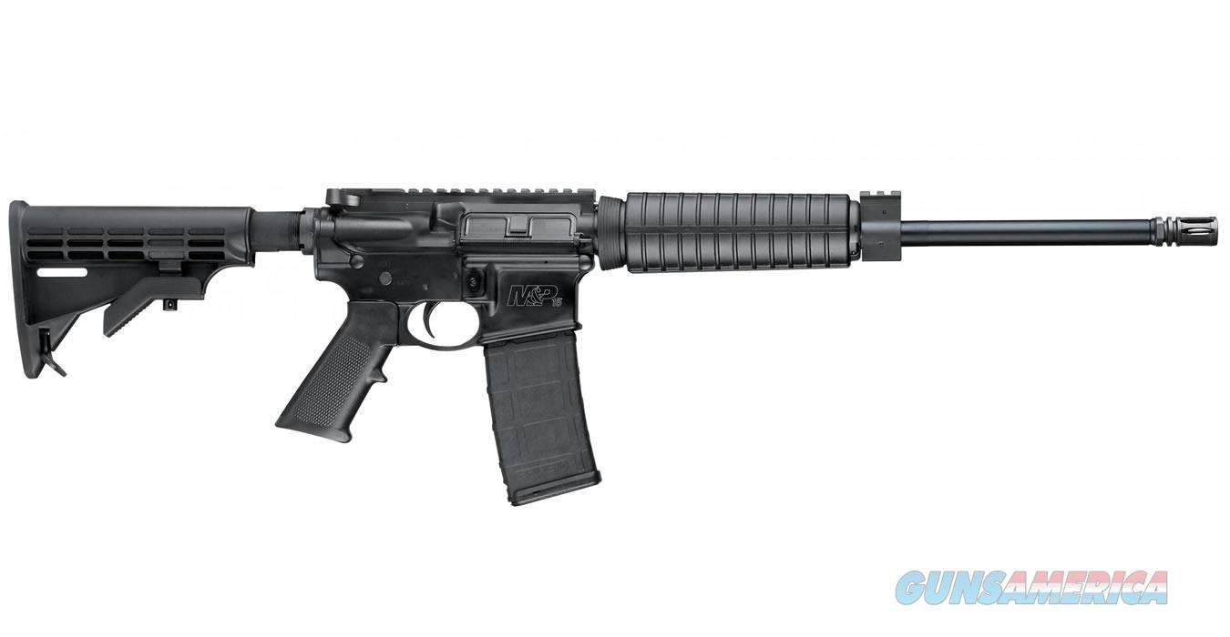 "Smith & Wesson M&P 15 Sport II 5.56 NATO/.223 Optics Ready 16"" TB 10159   Guns > Rifles > Smith & Wesson Rifles > M&P"
