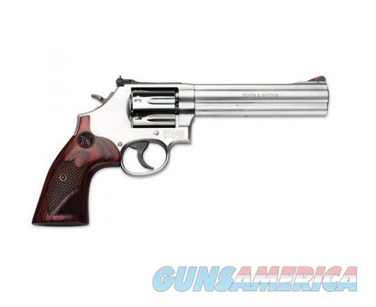 """Smith & Wesson 686 Deluxe .357 Magnum 6"""" Stainless 150712  Guns > Pistols > Smith & Wesson Revolvers > Full Frame Revolver"""