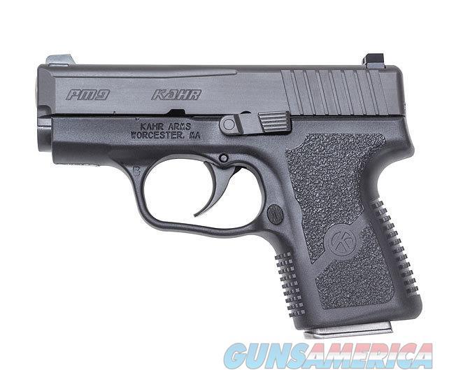 "Kahr Arms PM9 3.1"" 9mm Black Night Sights PM9094NA   Guns > Pistols > Kahr Pistols"