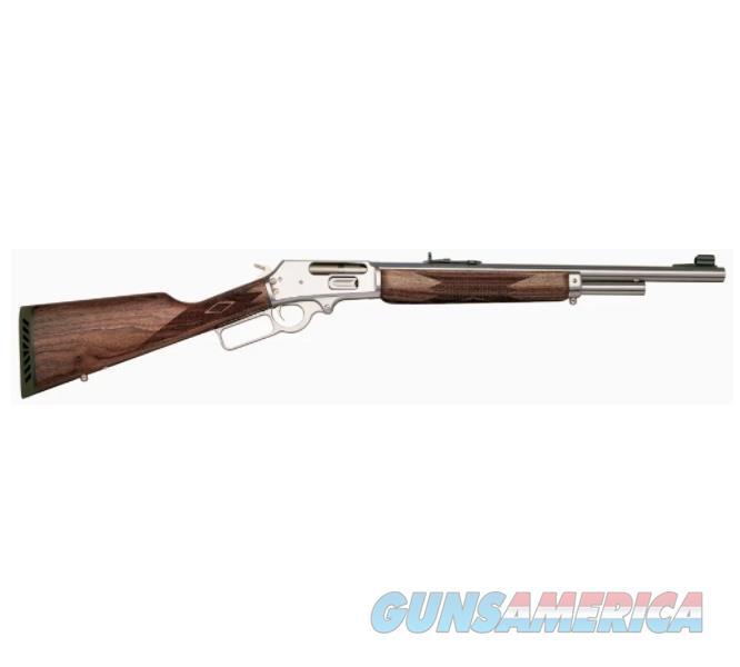 "Marlin Model 1895GS Stainless 18.5"" .45-70 Gov't 70464  Guns > Rifles > Marlin Rifles > Modern > Lever Action"