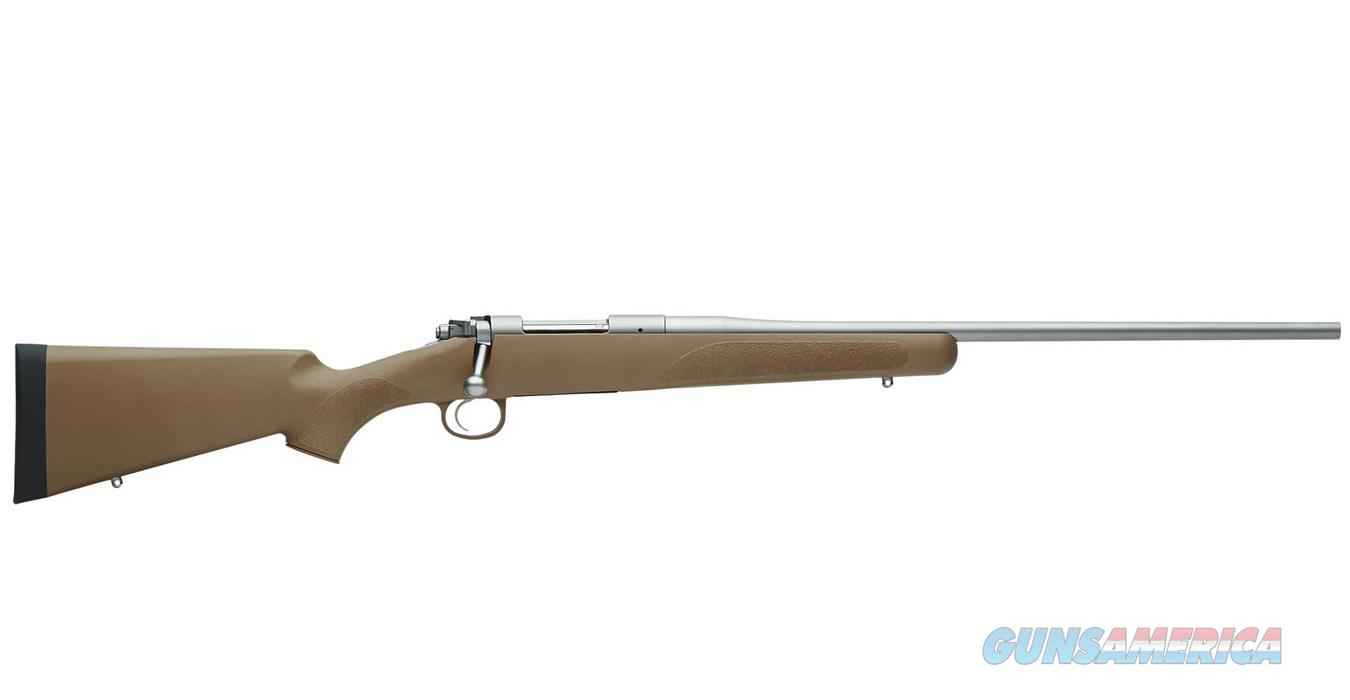 "Kimber 84M Hunter 6.5 Creedmoor FDE 22"" SS 3RD 3000793  Guns > Rifles > Kimber of America Rifles"