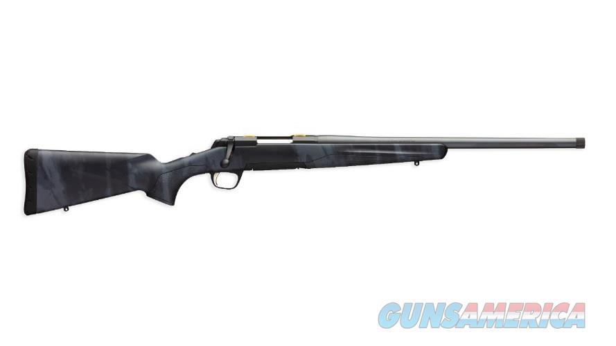 "Browning Suppressor Ready A-TACS LE .223 Rem 20"" 035394208   Guns > Rifles > Browning Rifles > Bolt Action > Hunting > Blue"