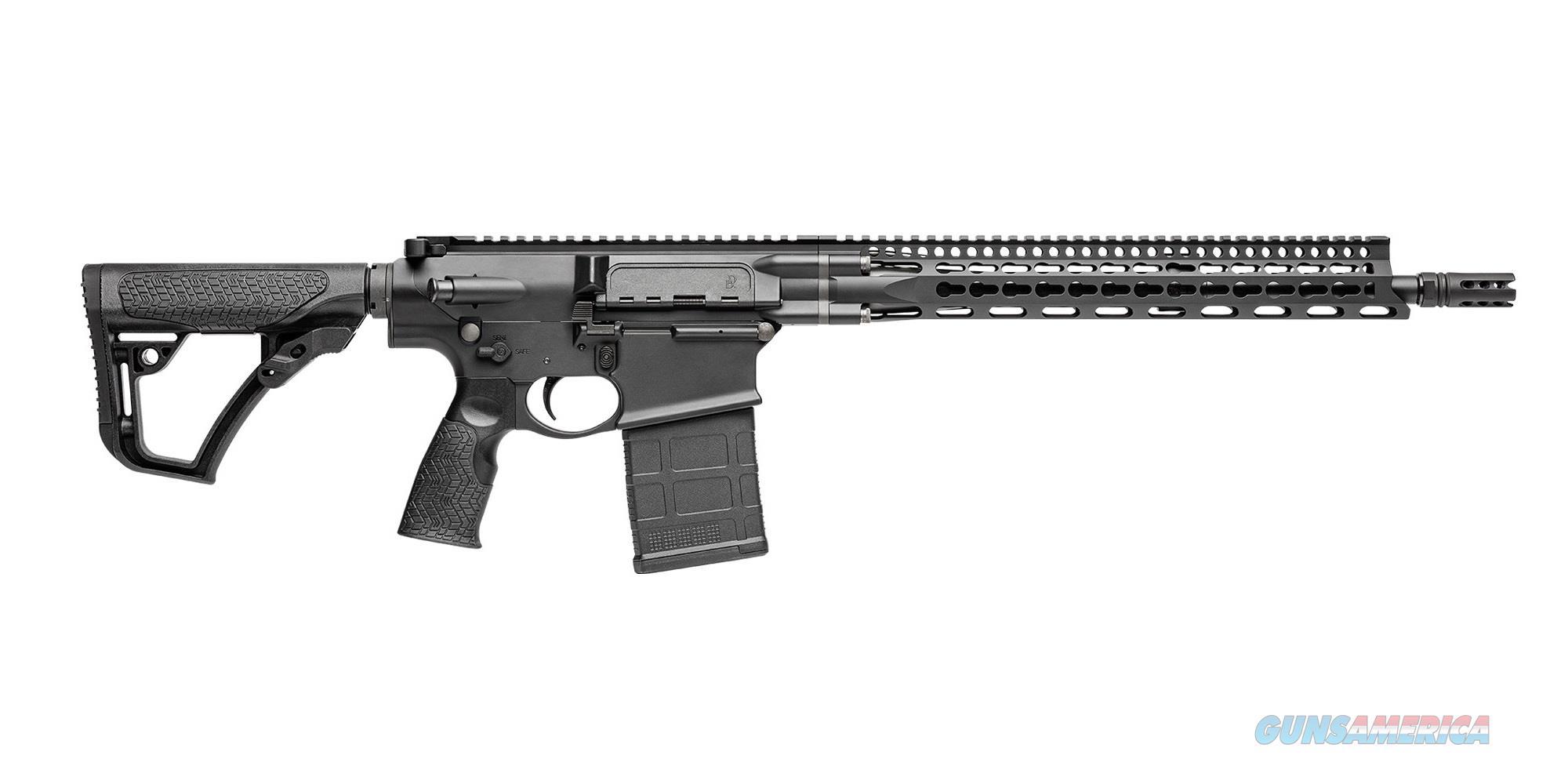 DANIEL DEFENSE DD5 V1 MID-LENGTH AR-10 .308 WIN. 7.62 NATO  Guns > Rifles > Daniel Defense > Complete Rifles