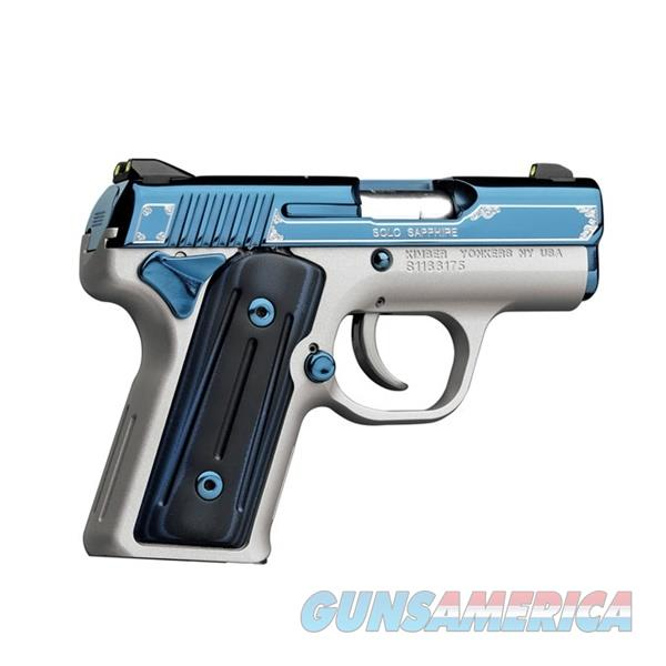 Kimber Solo Carry Sapphire Sub-Compact 9mm Luger 3900008   Guns > Pistols > Kimber of America Pistols