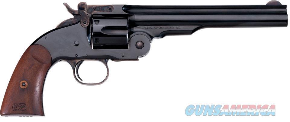 "Uberti 1875 No. 3 Top Break 2nd .38 Special 7"" 348578   Guns > Pistols > Uberti Pistols > Ctg."