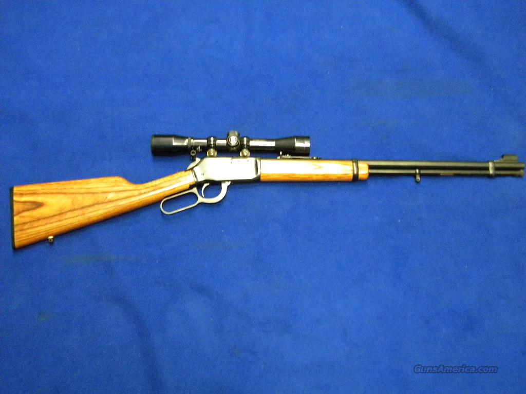 Used Winchester .22/.22 LR 9422 With Scope  Guns > Rifles > Winchester Rifles - Modern Lever > Model 94 > Post-64