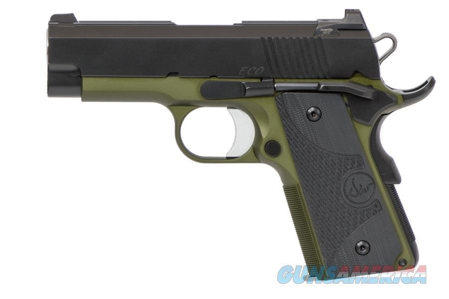 """CZ-USA Dan Wesson ECO OD Green .45 ACP 3.5"""" 01989   Guns > Pistols > Dan Wesson Pistols/Revolvers > 1911 Style"""