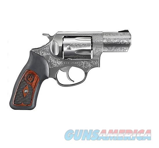 "Ruger SP101 Deluxe KSP-321XEN  2.25"" Engraved TALO Exclusive  .357 Mag 5764  Guns > Pistols > Ruger Double Action Revolver > SP101 Type"