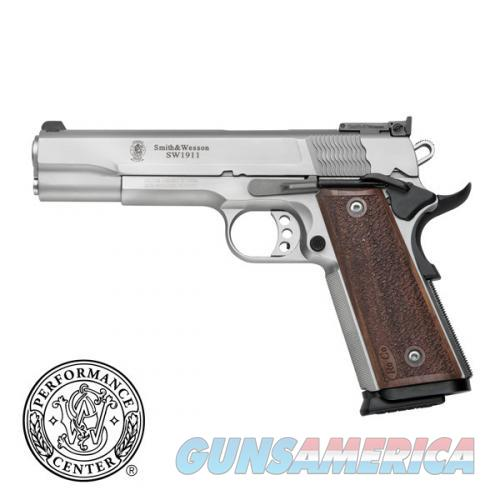 "Smith & Wesson SW1911 5"" Stainless 9mm 178047  Guns > Pistols > Smith & Wesson Pistols - Autos > Steel Frame"