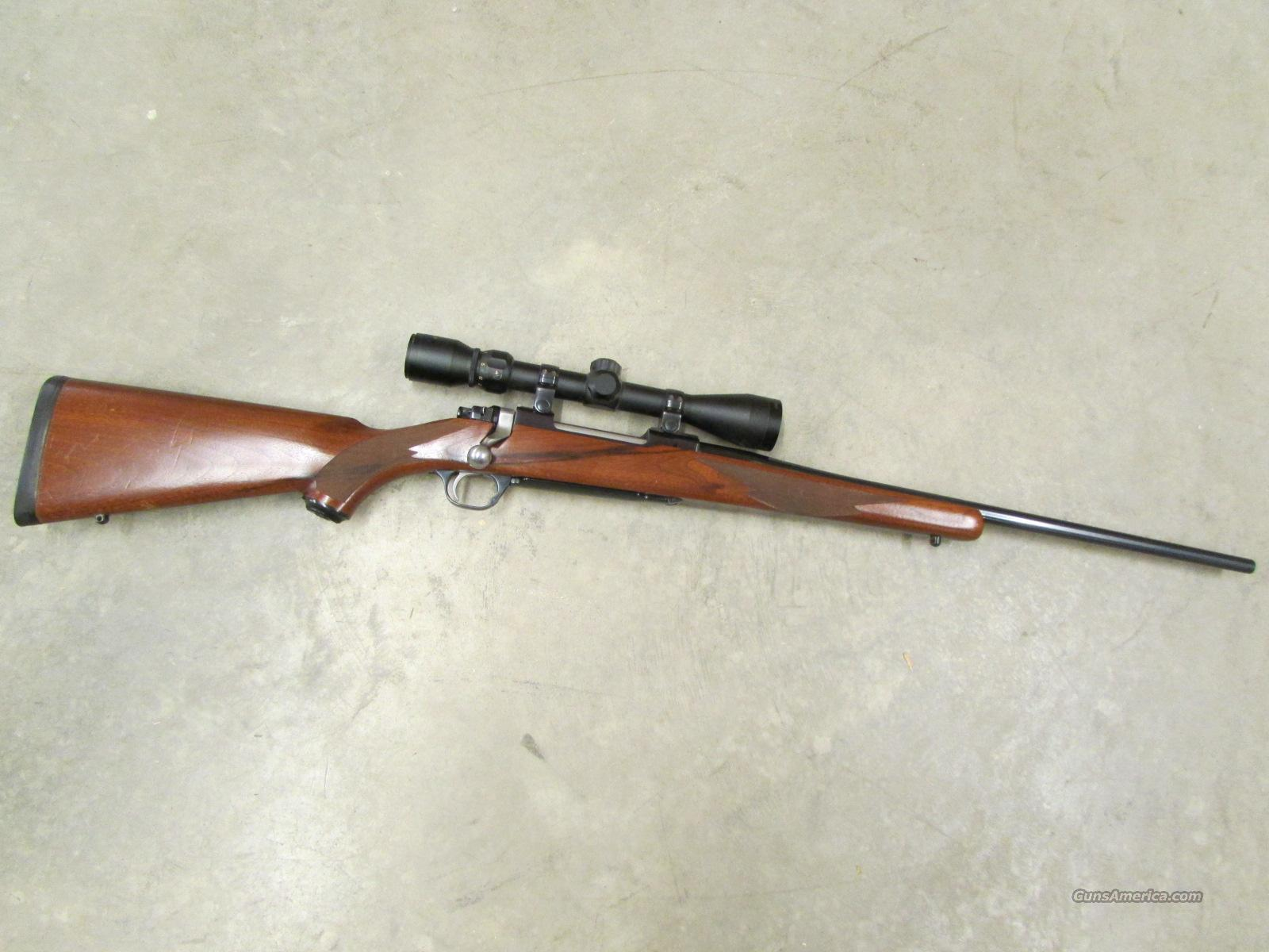 1999 Ruger Model M77 Mark II Hawkeye .280 Remington with Scope  Guns > Rifles > Ruger Rifles > Model 77