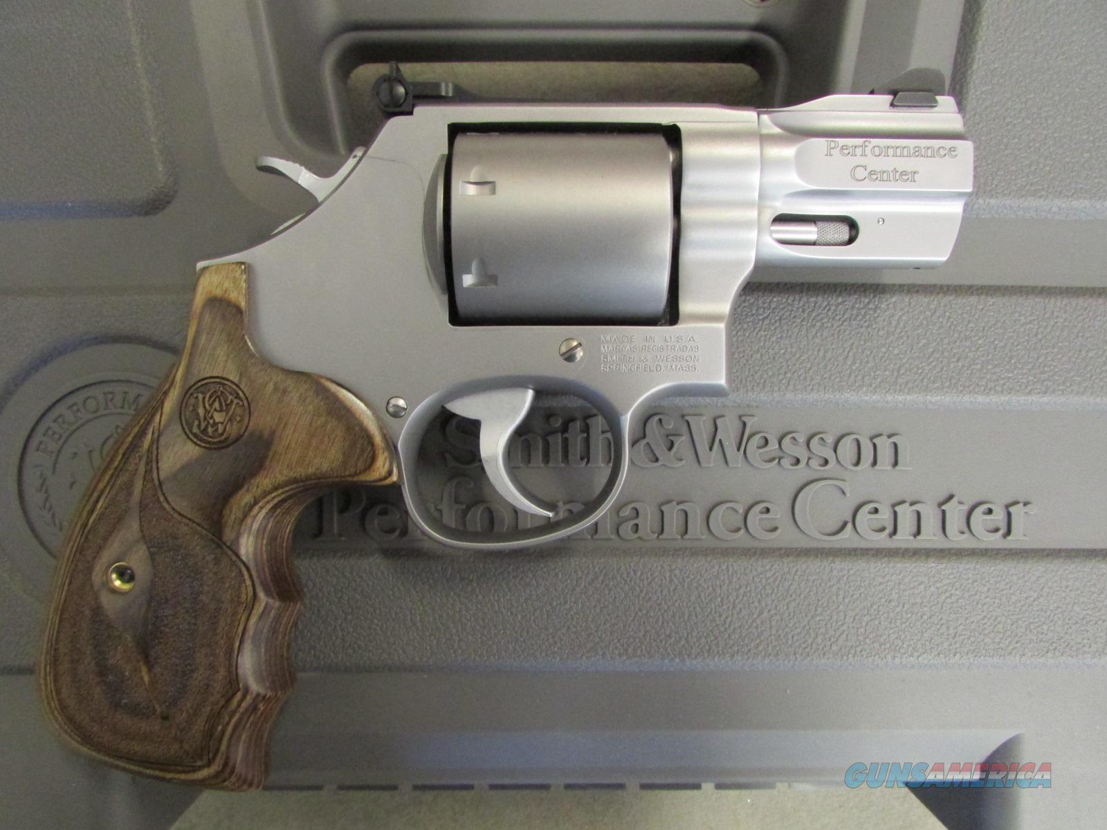 "Smith & Wesson Performance Center Model 686 7-Shot .357 Magnum 2.5""  Guns > Pistols > Smith & Wesson Revolvers > Model 629"