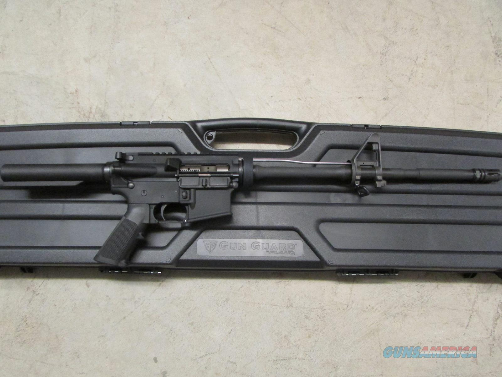 ANDERSON MANUFACTURING AR-15 M4 RIFLE CHASSIS 5.56 NATO/.223 REM.  Guns > Rifles > AR-15 Rifles - Small Manufacturers > Complete Rifle