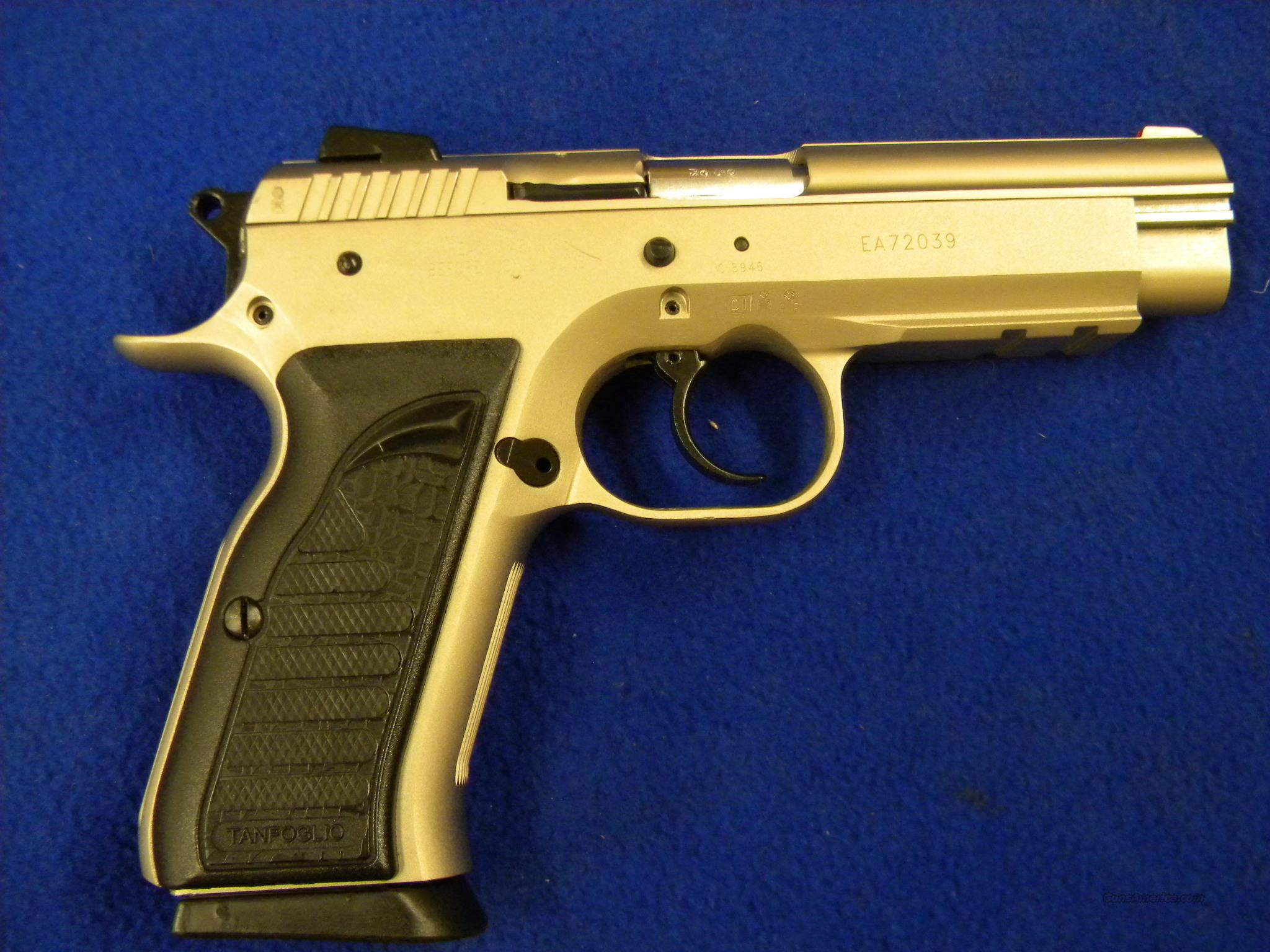 EAA TANFOGLIO WITNESS 38SUPER  Guns > Pistols > EAA Pistols > Other