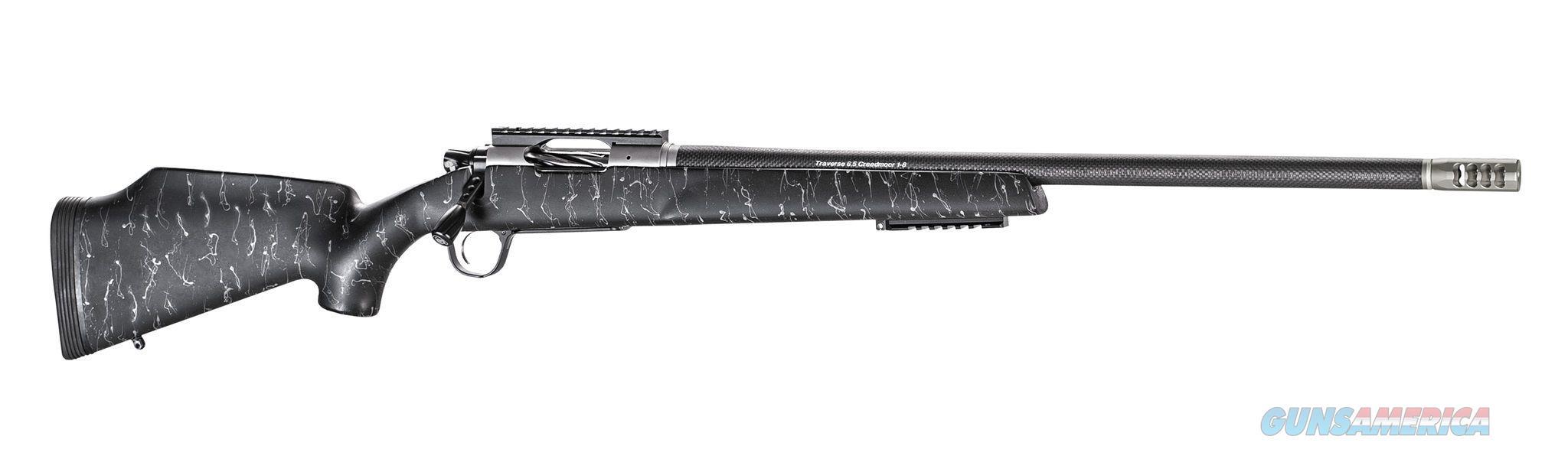 "Christensen Arms Traverse .300 WSM 24"" TB 4 Rds 801-10016-00  Guns > Rifles > Custom Rifles > Bolt Action"