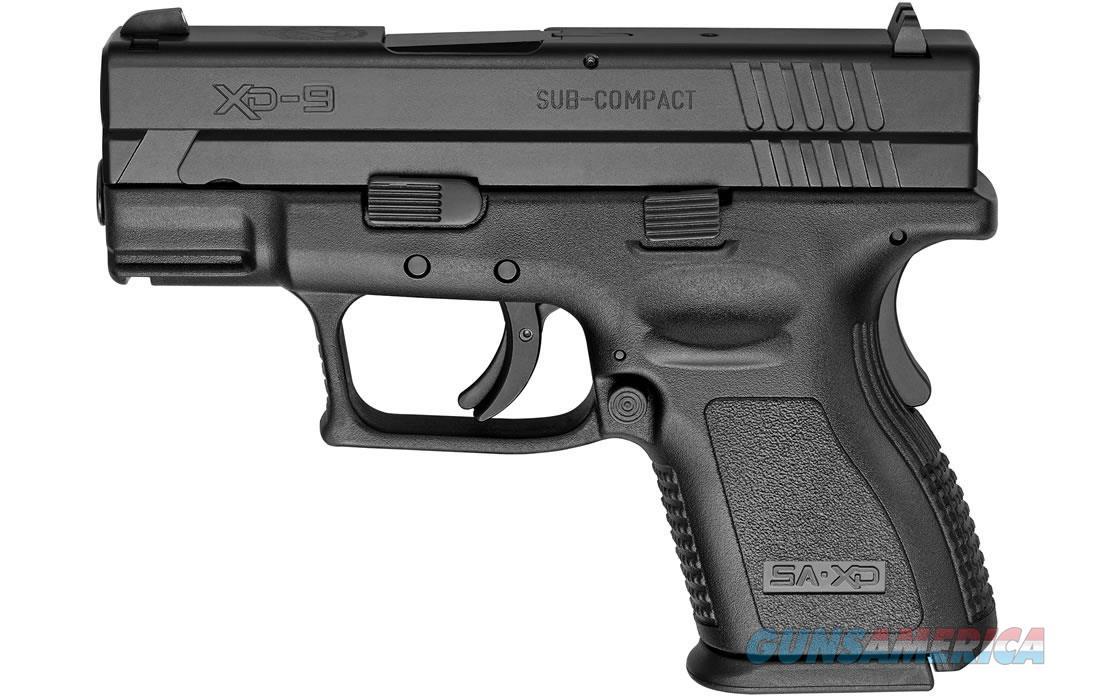 "Springfield XD 9mm Sub-Compact 3"" 13 Rds XDD9801HC   Guns > Pistols > Springfield Armory Pistols > XD (eXtreme Duty)"