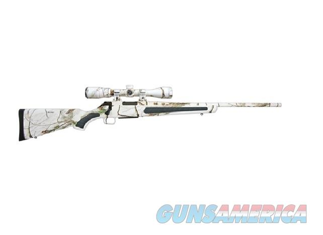 "T/C Venture Predator Snow Camo 7mm-08 Rem w/Scope 22"" 10175365   Guns > Rifles > Thompson Center Rifles > Venture"