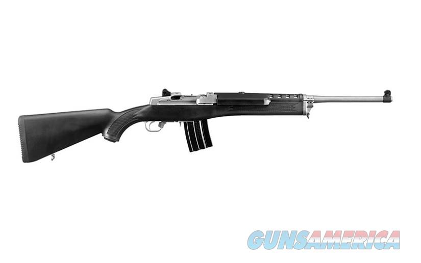 "Ruger Mini-14 Ranch 5.56mm 18.5"" Stainless 5817   Guns > Rifles > Ruger Rifles > Mini-14 Type"