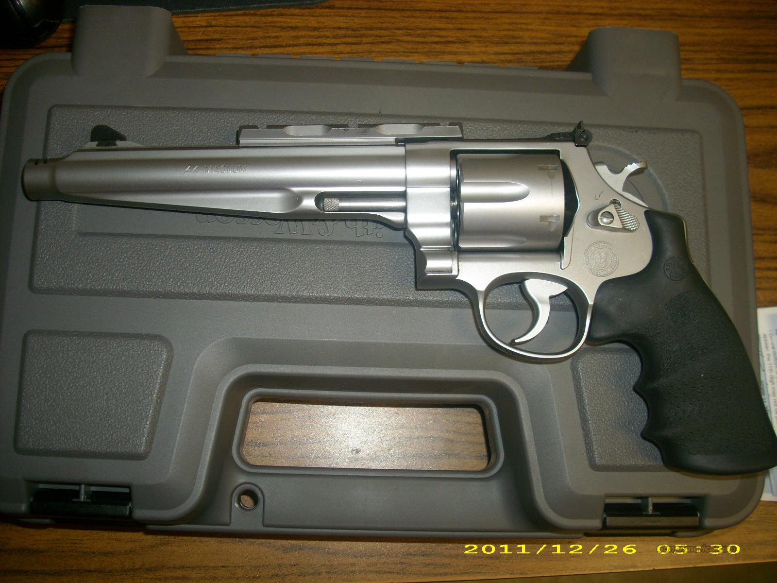 Smith and Wesson Model 629 44 Mag   Guns > Pistols > Smith & Wesson Revolvers > Model 629