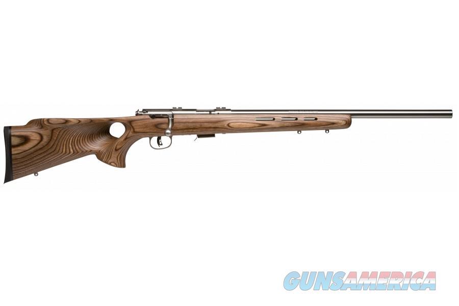 Savage Arms Mark II-BTVS Laminate Stainless Bull Barrel .22 LR 25725  Guns > Rifles > Savage Rifles > Accutrigger Models > Sporting